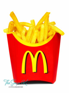 Picture of McDonalds' Fries