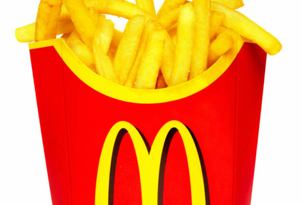 McDonald's Fries May Help Treat Baldness