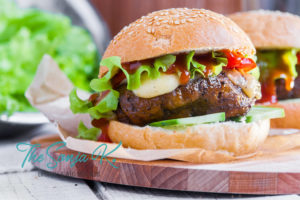Picture of Seitan Burger