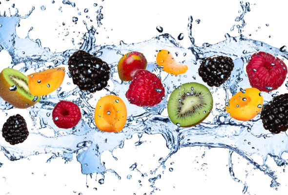 How to Wash Fruit and Vegetables to Remove Pesticides